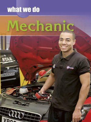 cover image of Mechanic