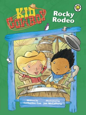 cover image of Rocky Rodeo