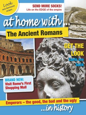 cover image of The Ancient Romans