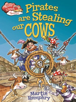 cover image of Pirates Are Stealing Our Cows