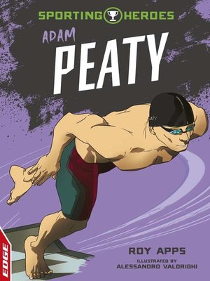 cover image of Adam Peaty