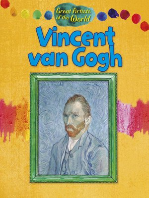 cover image of Vincent van Gogh