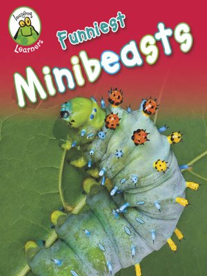 cover image of Funniest Minibeasts