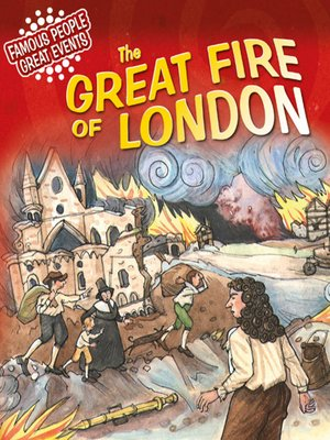 cover image of The Great Fire of London