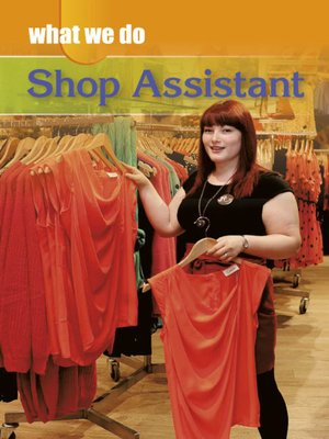 cover image of Shop Assistant