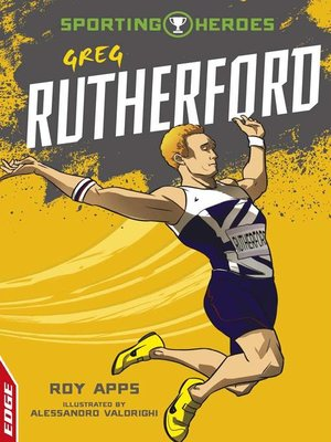 cover image of Greg Rutherford