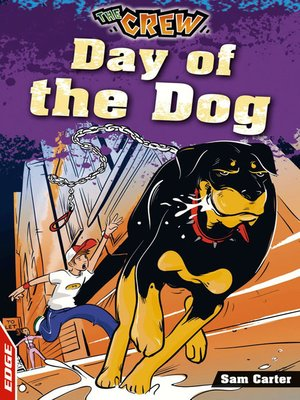 cover image of EDGE - The Crew: Day of the Dog