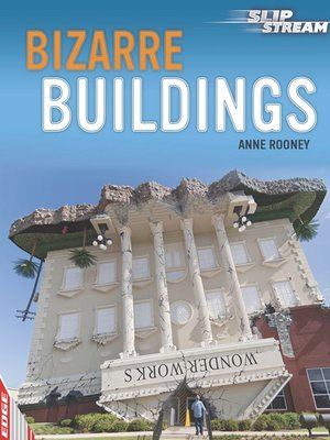 cover image of Bizarre Buildings