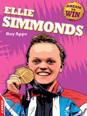cover image of EDGE - Dream to Win: Ellie Simmonds