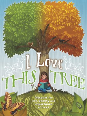 cover image of I Love This Tree