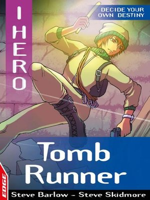cover image of Tomb Runner