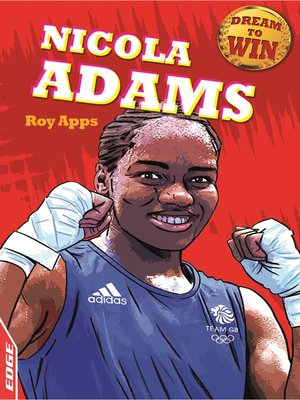 cover image of Nicola Adams