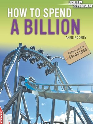 cover image of EDGE: Slipstream Non-Fiction Level 1: How to Spend a Billion