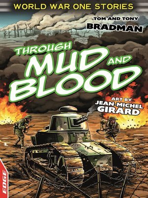 cover image of EDGE: World War One Short Stories: Through Mud and Blood