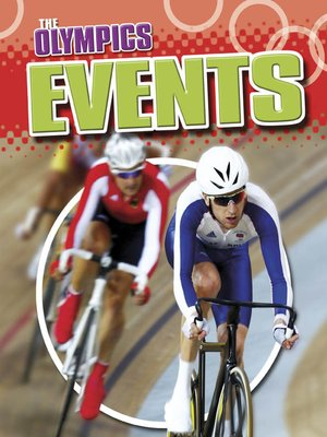 cover image of Events