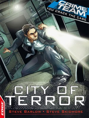 cover image of EDGE - Crime Team: City of Terror