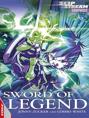 cover image of EDGE: Slipstream Graphic Fiction Level 1: Sword of Legend