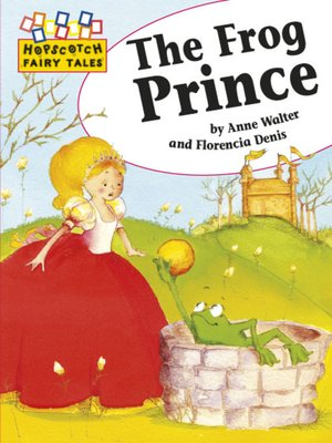 cover image of The Frog Prince