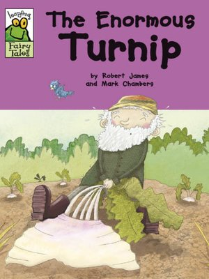cover image of The Enormous Turnip