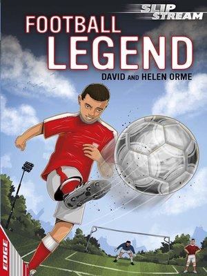 cover image of EDGE: Slipstream Short Fiction Level 2: Football Legend