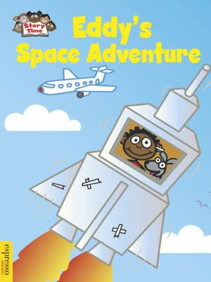 cover image of Eddy's Space Adventure