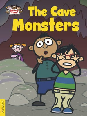cover image of The Cave Monsters