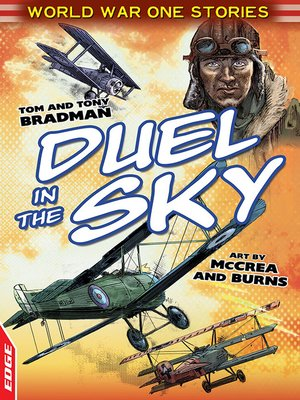 cover image of EDGE: World War One Short Stories: Duel In The Sky
