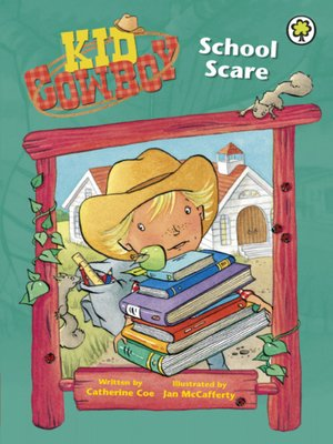 cover image of School Scare