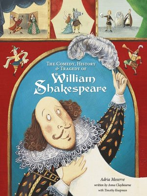 cover image of The Comedy, History and Tragedy of William Shakespeare