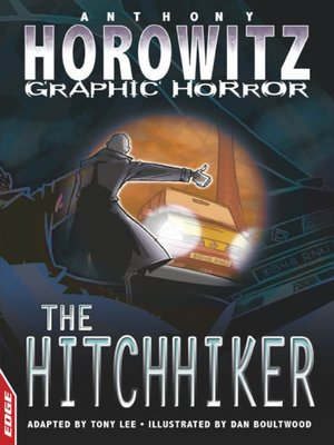 cover image of EDGE - Horowitz Graphic Horror: The Hitchhiker