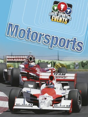 cover image of Motorsports