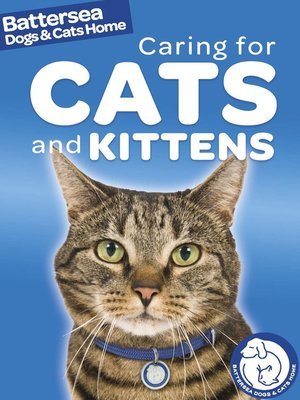 cover image of Battersea Dogs & Cats Home: Caring for Cats and Kittens