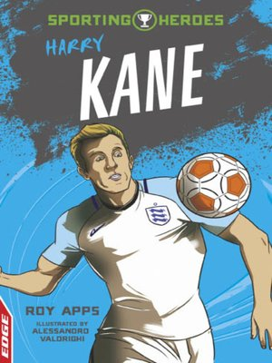 cover image of Harry Kane