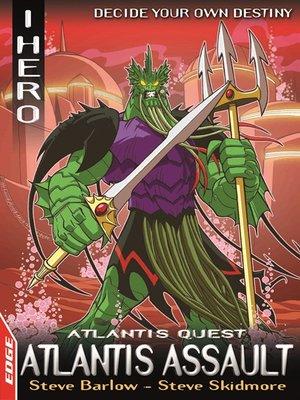 cover image of Atlantis Assault