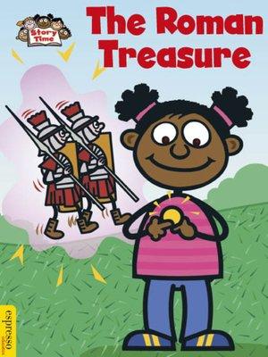 cover image of The Roman Treasure