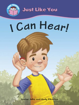 cover image of I Can Hear!