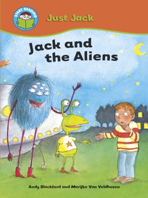 cover image of Jack and the Aliens