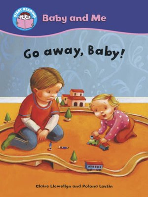 cover image of Go away, Baby!