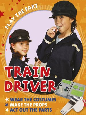 cover image of Train Driver