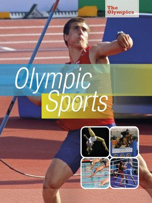 cover image of Olympic Sports
