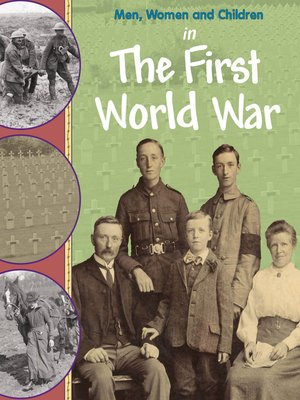 cover image of In the First World War