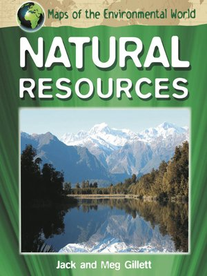 cover image of Natural Resources