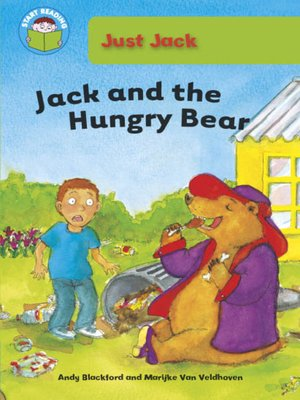 cover image of Jack and the Hungry Bear