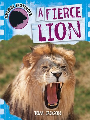 cover image of A Fierce Lion