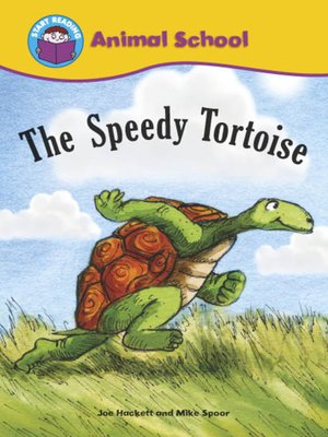 cover image of The Speedy Tortoise