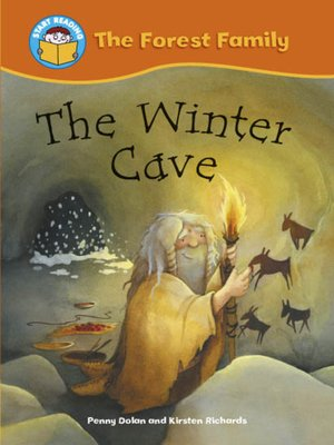 cover image of The Winter Cave