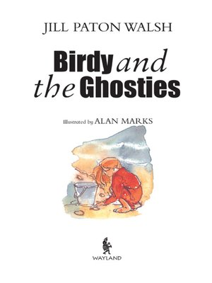cover image of Birdy and the Ghosties
