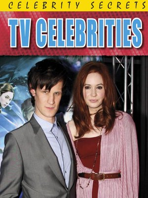 cover image of TV Celebrities