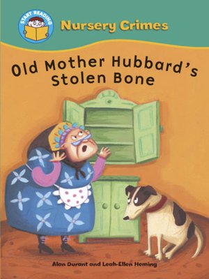 cover image of Old Mother Hubbard's Stolen Bone