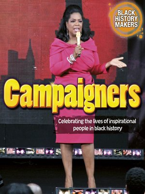 cover image of Campaigners
